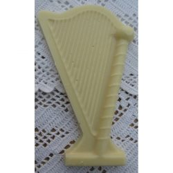 Chocolate Harp-White Chocolate