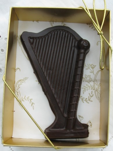 Chocolate Harp- Dark Chocolate