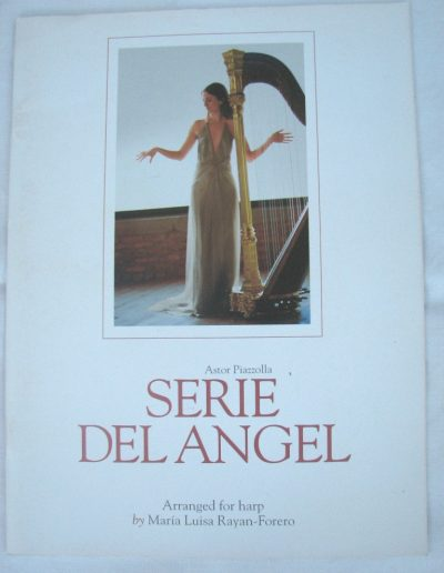 Serie Del Angel by Astor Piazzolla