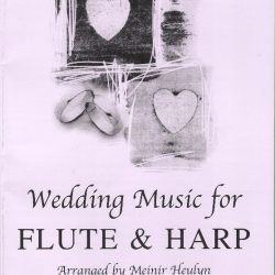 Wedding Music for Flute & Harp by Meinir Heulyn