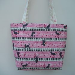 """Rossini"" Small Tote Bag"