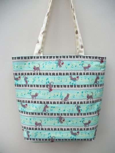 """""""Rossini"""" Small Tote Bag"""